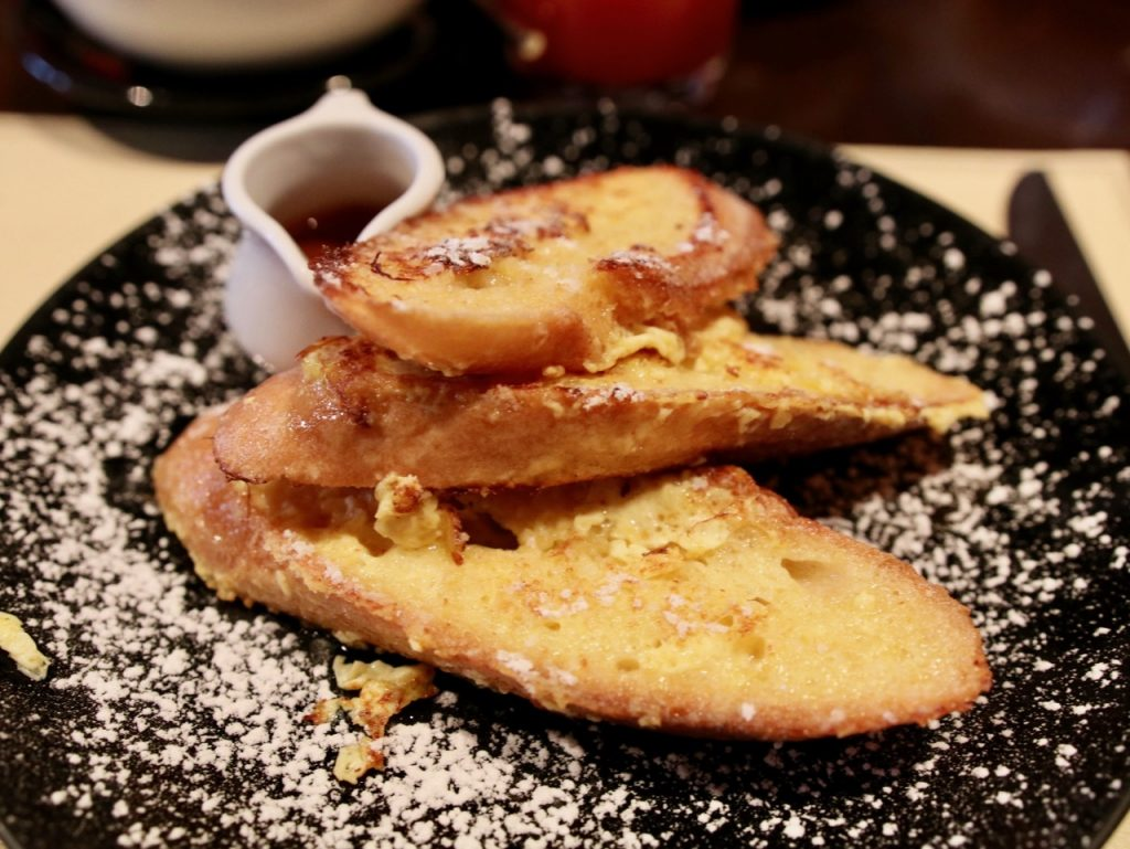 Crepes & Co french toast