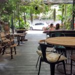 More Outdoor Seating