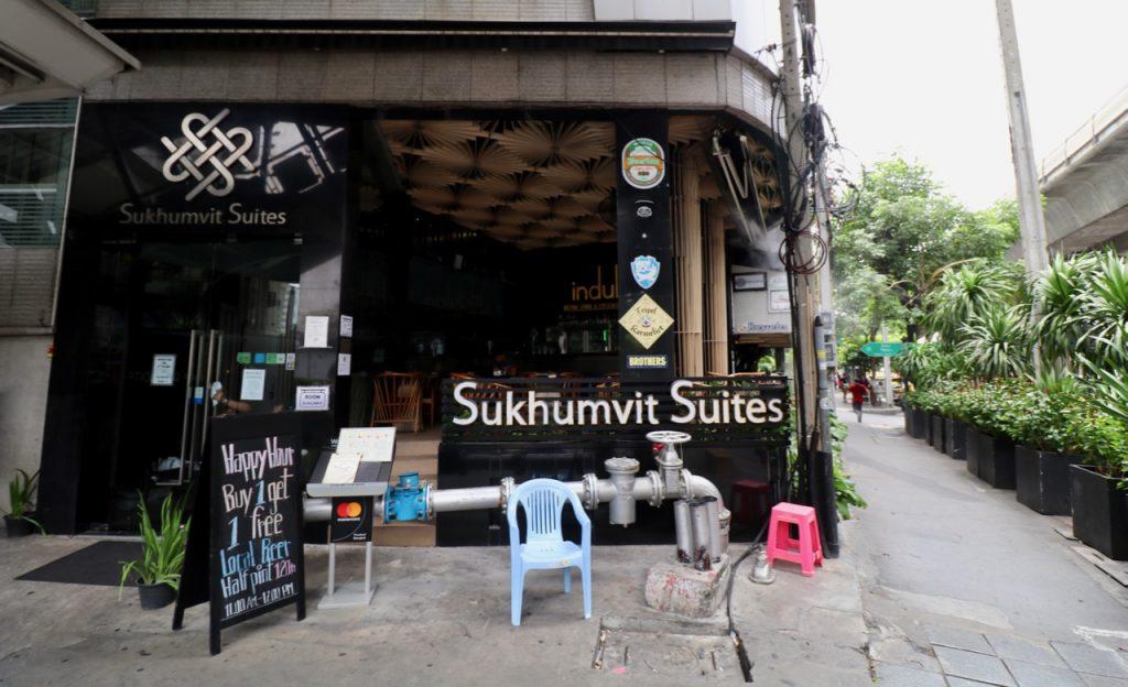 Indulge, Sukhumvit Suites
